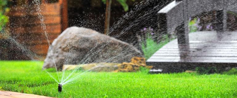 Garden Irrigation Systems JM Creative Landscapes